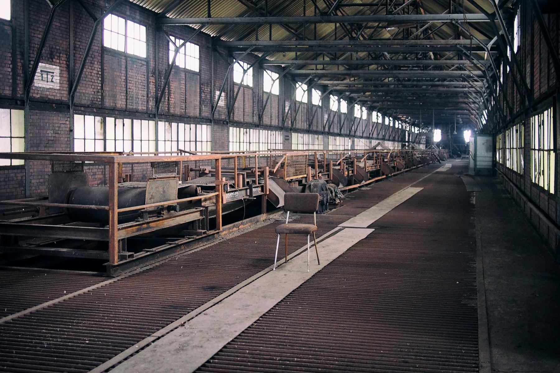 Bytom - elektrociepłownia Szombierki