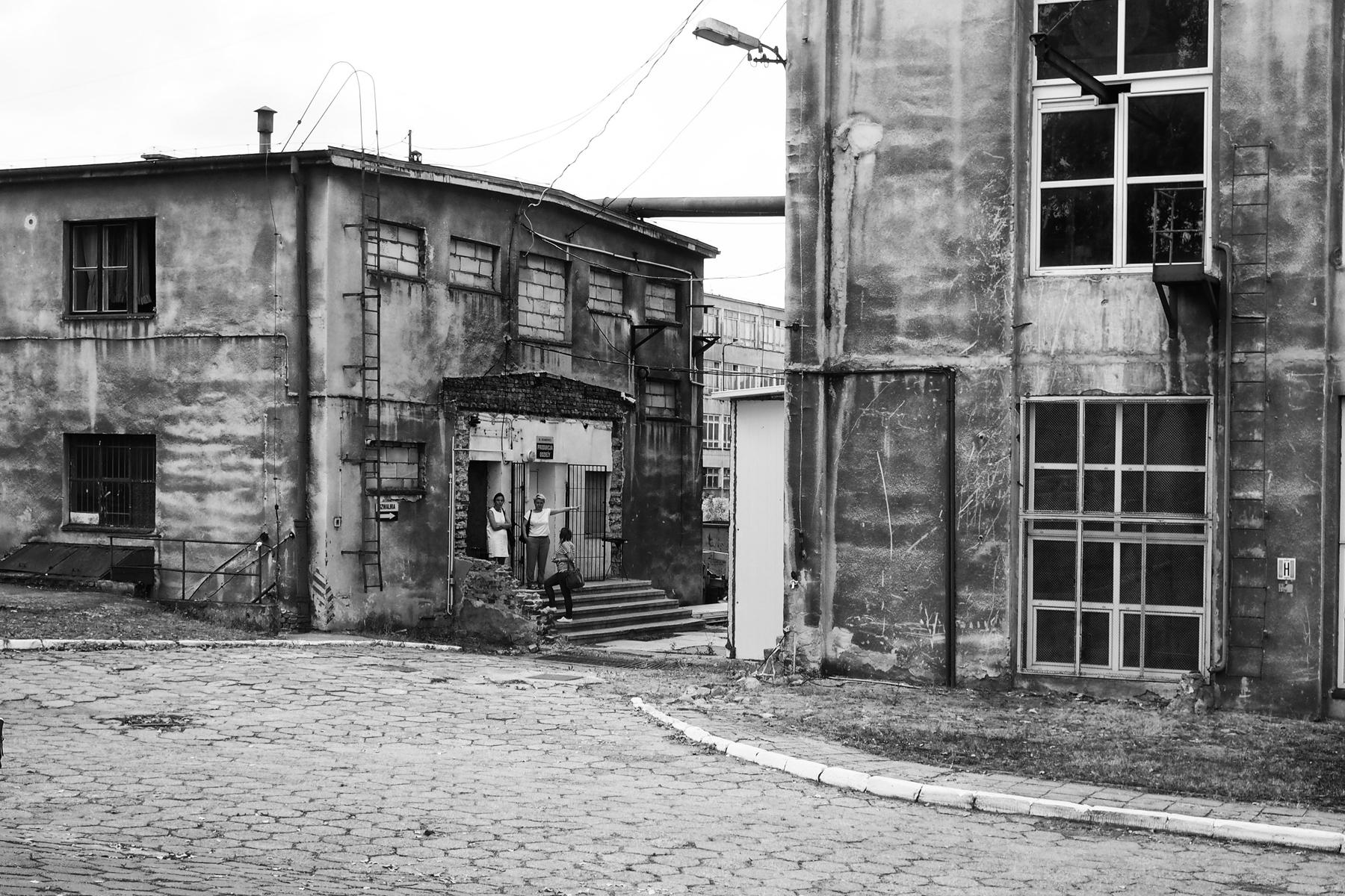 Bydgoszcz - Fabryka Obrabiarek do Drewna