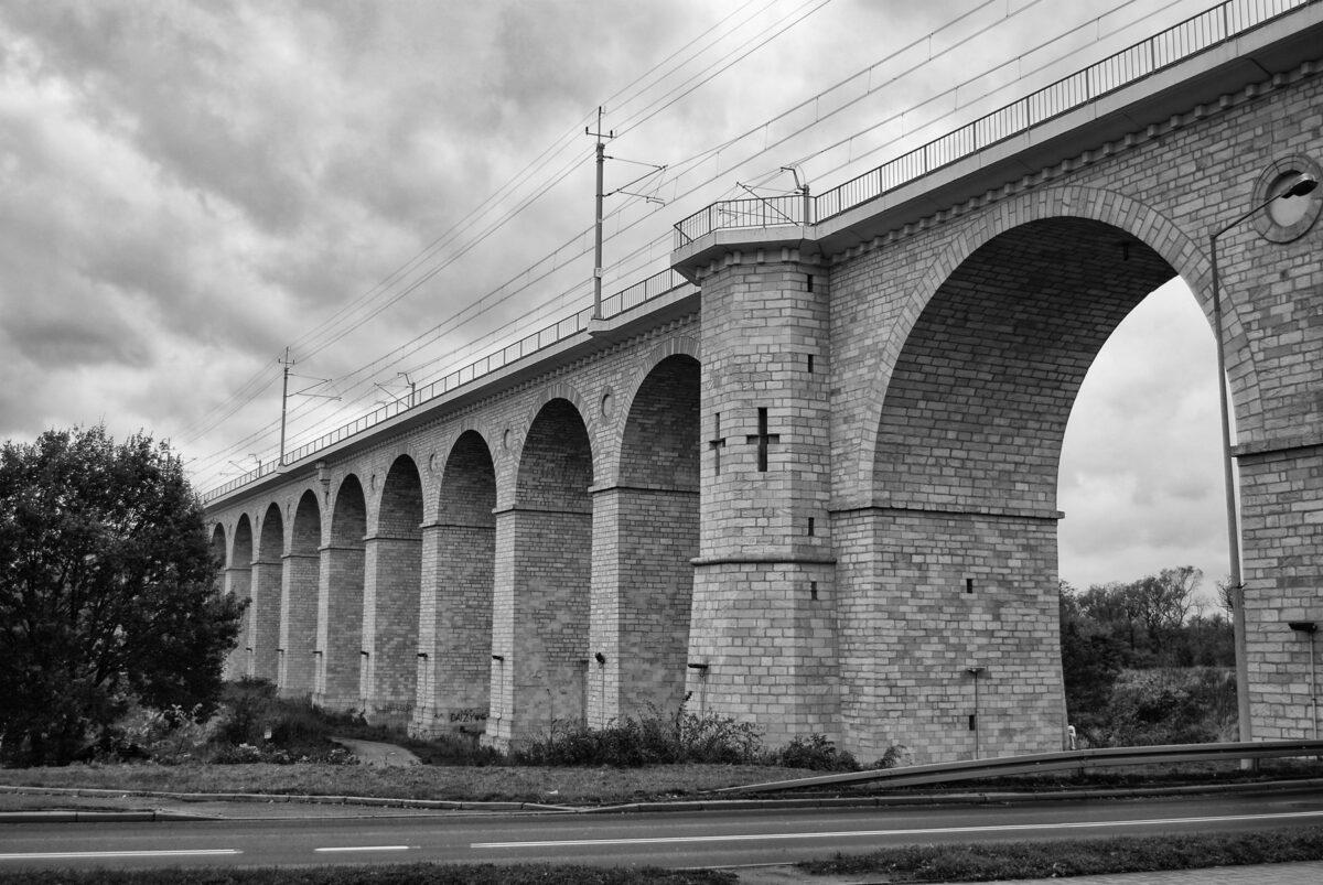 Bolesławiec - wiadukt kolejowy
