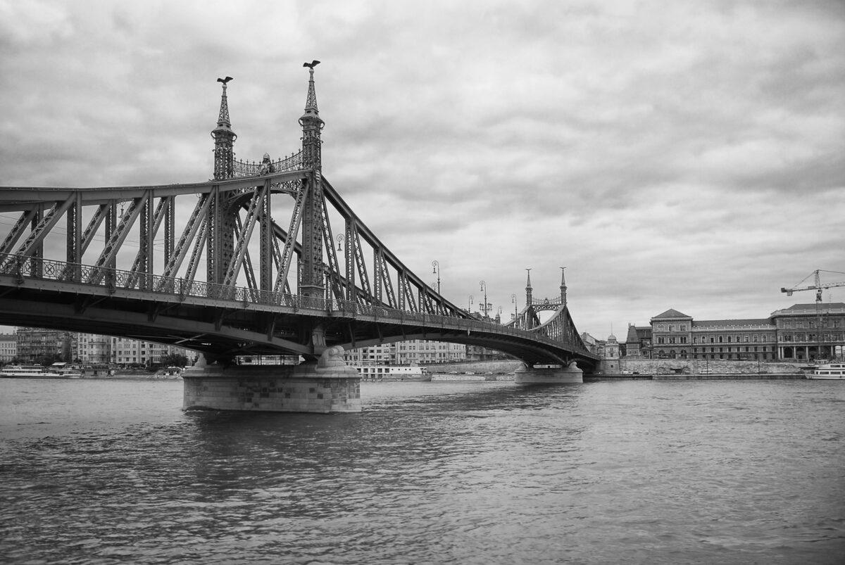 Budapeszt - Most Wolności
