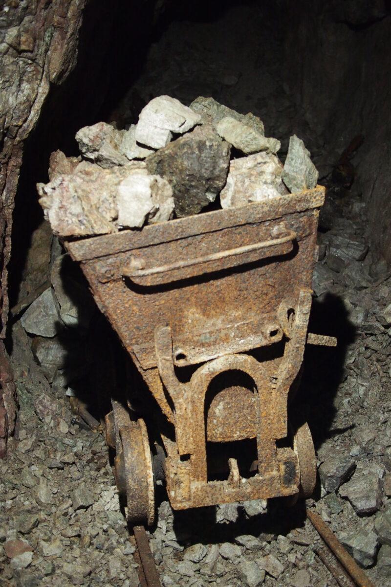 Kletno - kopalnia uranu