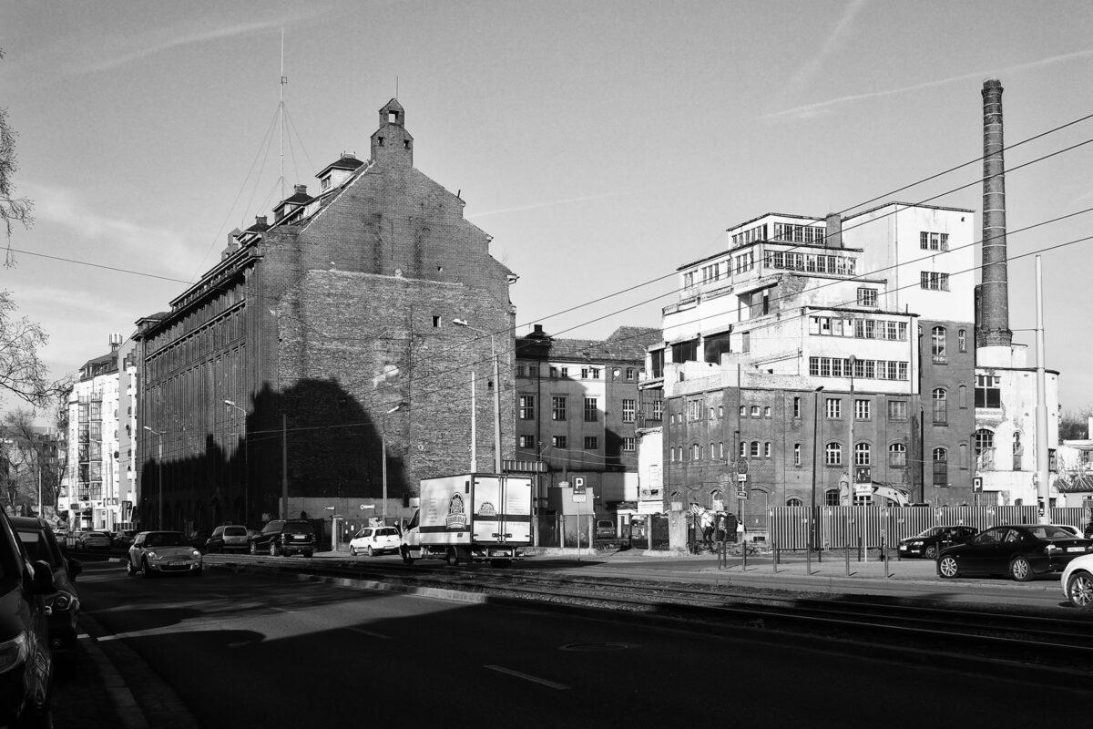 Wrocław - piekarnia Mamut