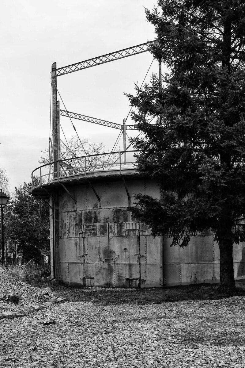 Sobótka - Gazownia Miejska